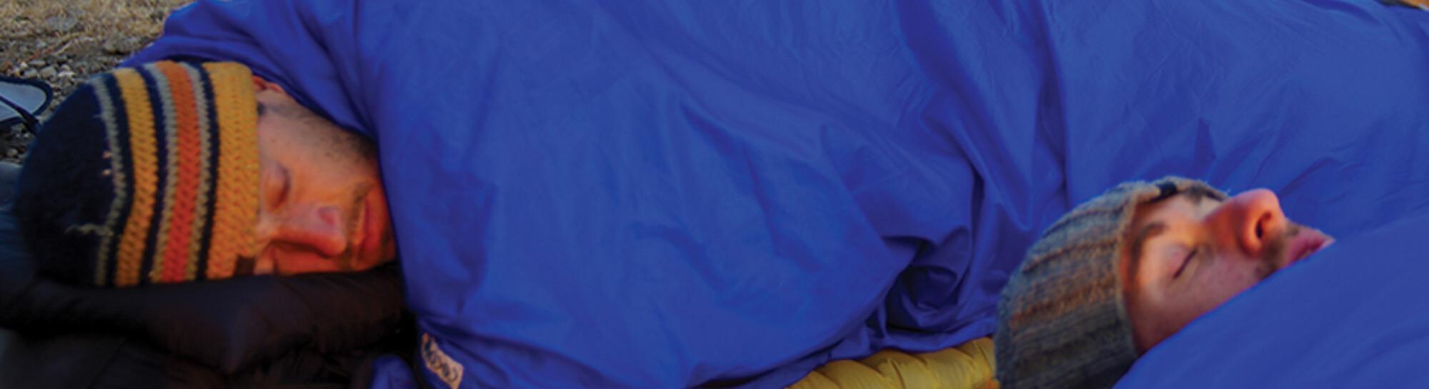 Der Seidenschlafsack von COCOON